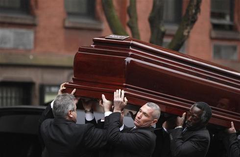 Funeral for Geraldine