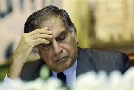 Chairman of Tata Group Ratan Tata attends the annual general meeting of ''The Indian Hotels Company Ltd'' in Mumbai August 5, 2010. REUTERS/Danish Siddiqui/Files