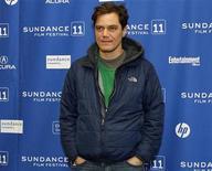"""<p>Foto de archivo del actor Michael Shannon durante la presentación a medios de la cinta """"Take Shelter"""" en el Festival de Cine de Sundance en Park City, EEUU, ene 24 2011. Shannon, quien recibió una nominación al Oscar por su papel secundario como un hombre con problemas mentales en """"Revolutionary Road"""" hace dos años, fue elegido como el villano de la próxima película de Superman. REUTERS/Jim Urquhart</p>"""