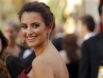 <p>Penelope Cruz, nos Oscars de 2010 em Hollywood. Woody Allen escalou Jesse Eisenberg, Ellen Page, Alec Baldwin e Penélope Cruz para seu próximo filme, que será gravado em Roma em meados deste ano. 07/03/2010 REUTERS/Brian Snyder</p>
