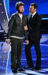 <p>Casey Abrams is eliminated on 'American Idol', April 29, 2011. REUTERS/Michael Becker/Fox</p>
