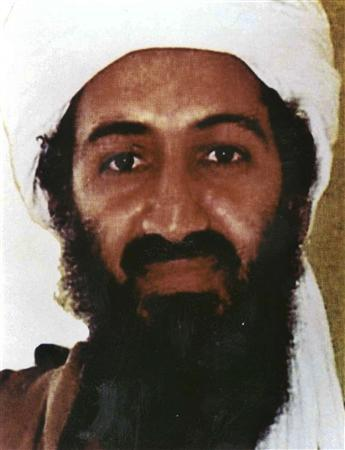 Saudi dissident Osama bin Laden is pictured in this undated file photo. Osama bin Laden is dead and his body has been recovered by U.S. authorities, U.S. officials said on the night of May 1, 2011. REUTERS/Handout/Files