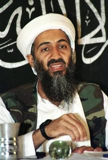 Osama bin-Laden addresses a news conference in Afghanistan in this May 26, 1998 file photo. REUTERS/Stringer/Files