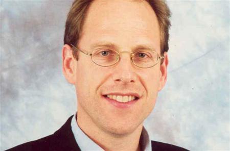 Cambridge University psychology and psychiatry professor Simon Baron-Cohen in an undated photo. REUTERS/Handout