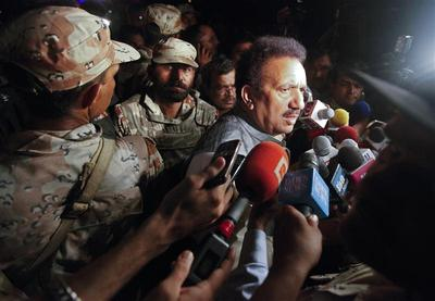 Pakistan Navy base attack
