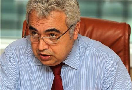 International Energy Agency Chief Economist Fatih Birol speaks during the Reuters Global Energy and Climate Summit in London June 15, 2011. REUTERS/Benjamin Beavan