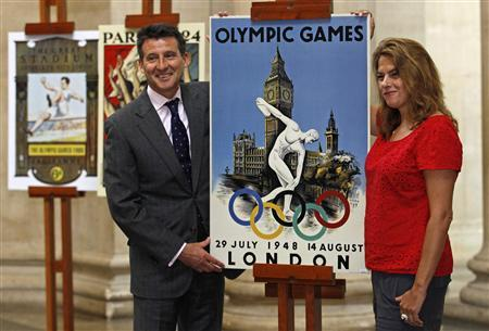 British artists selected to design Olympic posters
