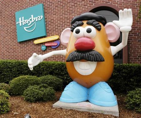 Hasbro Toys Pawtucket Rhode Island