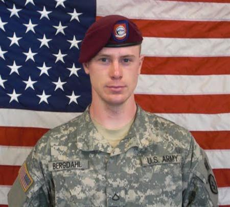 Bowe Bergdahl, of Hailey, Idaho, in an undated photo. REUTERS/File