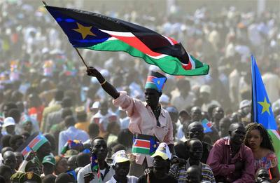 Africa's newest nation: South Sudan