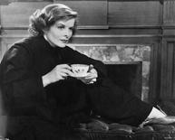 "<p>Actress Katherine Hepburn is shown in a scene from the 1933 film ""Christopher Strong."" REUTERS/Files</p>"