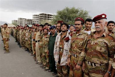 Yemen's defectors