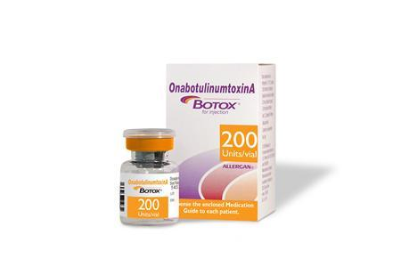 A publicity image of Allergan's Botox that the FDA has approved for treating a specific kind of overactive bladder. REUTERS/Allergan/Handout