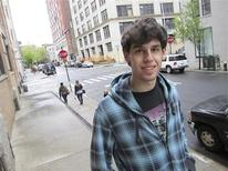 "<p>Lucas Brody, 20, is pictured in this undated publicity photograph released August 30, 2011. Brody is one of the persons featured in the Nickelodeon News special ""What Happened?: The Story of September 11, 2001"" which is set for broadcast September 1, 2011. Brody, watched the World Trade Center towers fall from his family's SoHo apartment. REUTERS/Courtesy Lucky Duck Productions/Handout</p>"