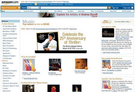Screengrab of www.amazon.com. REUTERS/www.amazon.com