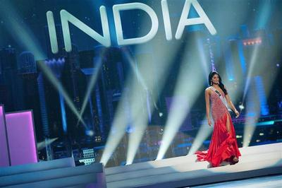 Miss Universe India 2011