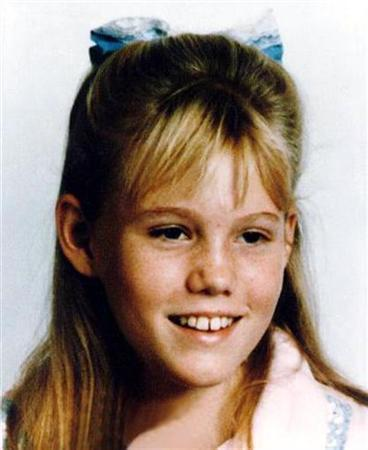 Jaycee Dugard is seen in this undated handout photo. REUTERS/via Child Quest/Handout
