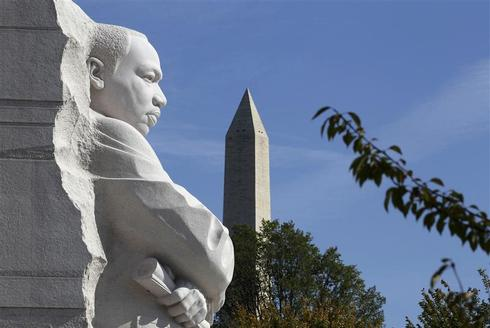 A memorial for Martin Luther King Jr.