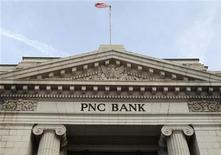 <p>A view of the PNC Bank building in Washington January 21, 2010. REUTERS/Larry Downing</p>