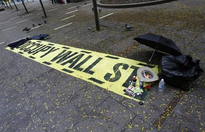 Occupy Wall Street evicted