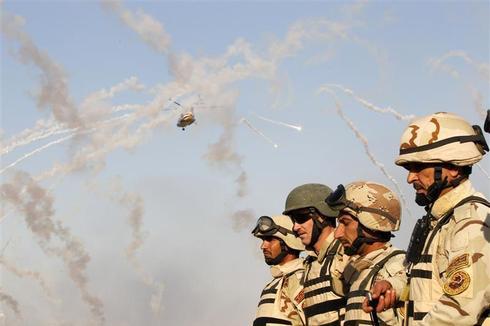 Iraq's new army