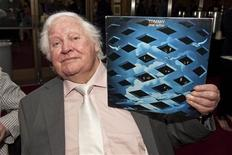 "<p>In this publicity photograph released to Reuters November 28, 2011, director Ken Russell poses with an album of ""Tommy"" prior to a 35th anniversary screening of his film ""Tommy"" presented by the Academy of Motion Picture Arts and Sciences in Beverly Hills, California in this May 21, 2011 publicity photograph. REUTERS/Todd Wawrychuk/©A.M.P.A.S./Handout</p>"