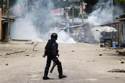Deadly election violence in Congo