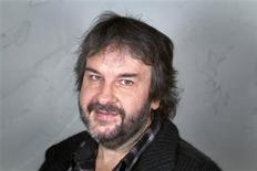 "<p>Peter Jackson, a producer of the film ""West of Memphis"", poses for a portrait during the Sundance Film Festival in Park City, Utah January 21, 2012. REUTERS/Lucas Jackson</p>"