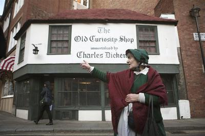 Dickens turns 200