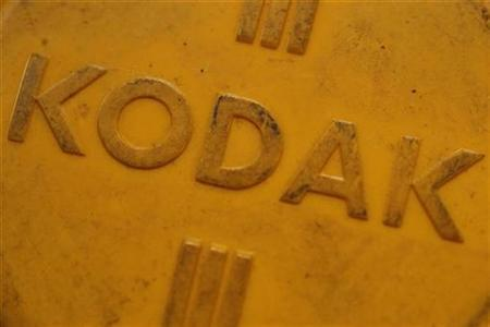 A Kodak filter box is seen in a photo store in London January 19, 2012. REUTERS/Stefan Wermuth