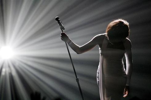 Whitney Houston - a profile