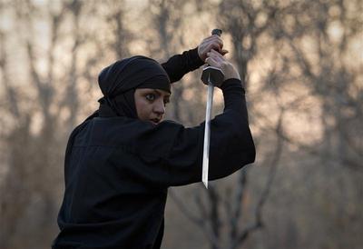 Ninjas in Iran