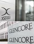 """<p>Glencore, le numéro un mondial du négoce de matières premières, a laissé peu d'espoir aux investisseurs espérant une amélioration de son offre de fusion avec Xstrata en réaffirmant que ce projet de 28 milliards d'euros était """"juste"""". /Photos d'archives/REUTERS</p>"""