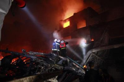 Israel-Gaza conflict flareup