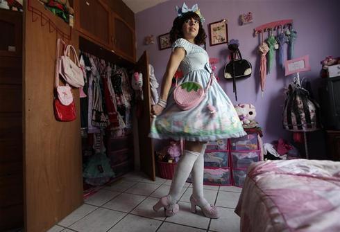 Mexican Lolita