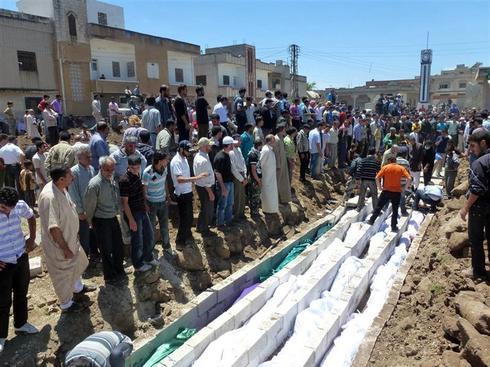 Massacre in Houla