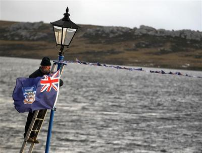 The Falklands: 30 years later