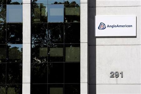 The AngloAmerican building is seen in Santiago January 24, 2012. REUTERS/Victor Ruiz Caballero