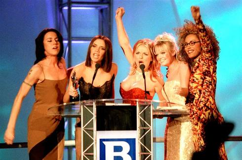 Flashback: The Spice Girls
