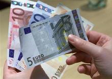 <p>L'inflation en Allemagne a ralenti à son rythme annuel le plus faible en 18 mois, restant sous l'objectif officiel de 2,0% pour le deuxième mois d'affilée. /Photo d'archives/REUTERS/Vincent Kessler</p>