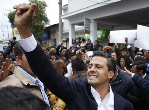Mexico's PRI returns
