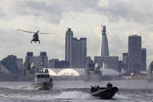 Securing the London Olympics