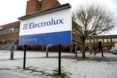 <p>Selon le directeur général d'Electrolux, le ralentissement du marché européen de l'électroménager est en train de se propager des pays du sud de l'Europe, les plus touchés par la crise, vers le reste du continent. /Photo d'archives/REUTERS/SCANPIX/Janerik Henriksson</p>