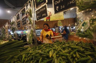 Evolution of India retail sector