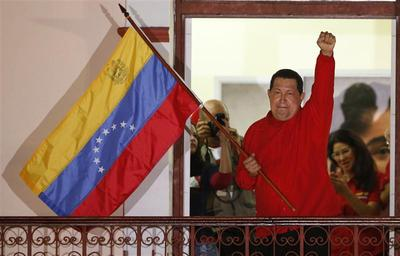 Chavez revels in victory