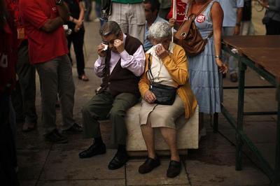 Spain's pain: Jon Nazca