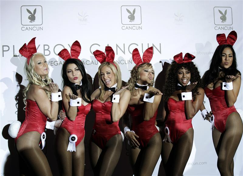 Playboy around the world
