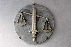 <p>Dix-huit mois de prison, dont six mois ferme, et une amende de 30.000 euros ont été requis à l'encontre de la responsable d'une crèche clandestine de Marseille qui a accueilli des enfants en bas âge dans son appartement de 2009 à 2012. /Photo d'archives/REUTERS/Eric Gaillard</p>