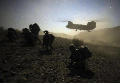 Goran Tomasevic: Afghanistan
