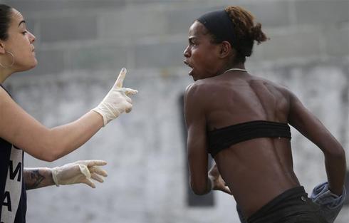 Rio's crack problem